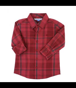 Ruggedbutts Ruggedbutts Noel Plaid Button Down Shirt
