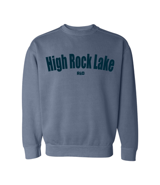 Rock Outdoors Rock Outdoors High Rock Lake in Navy Pullover
