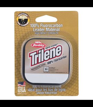 Berkley Berkley Trilene 100% Fluoro Leader Clear 25yd