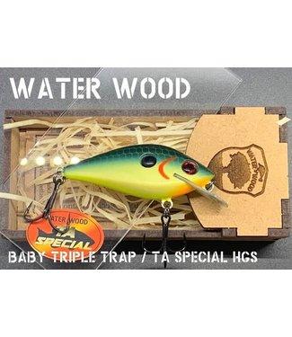 Water Wood Water Wood Baby Triple Trap