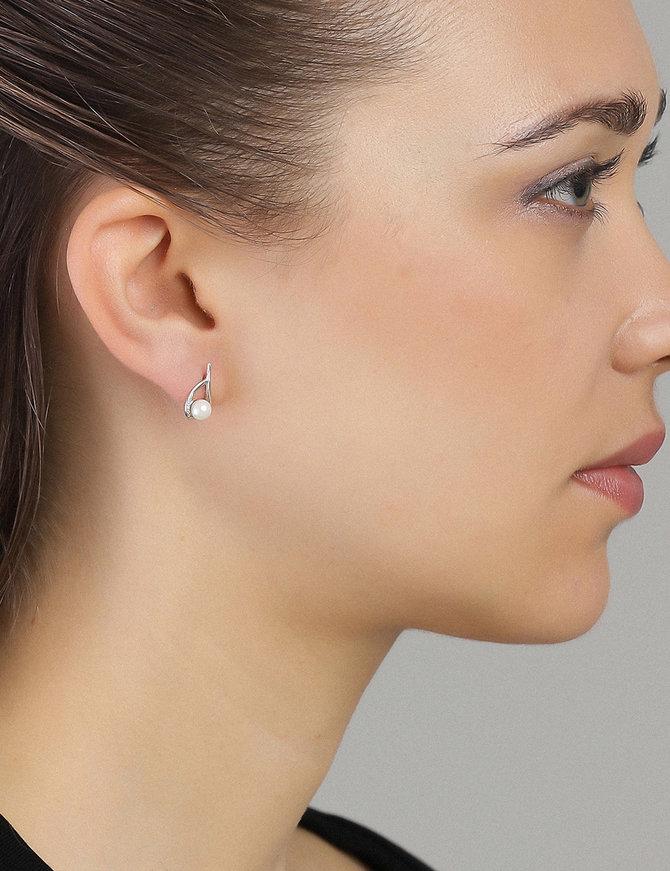 Earring Sterling Silver