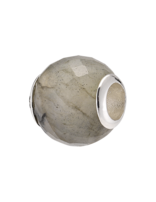 Charm Sterling Silver Labradorite-Stability