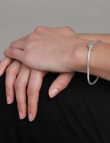 Spirit Bracelet Sterling Silver 21 cm