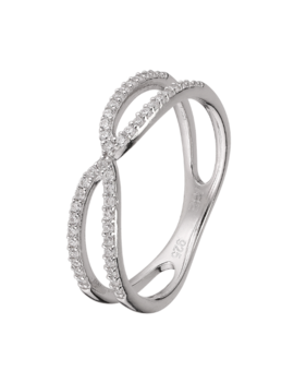 Ring Sterling Silver Cross
