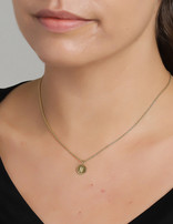 Pendant 18 ct Gold Plated Sterling Silver N