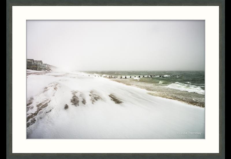 Old Pier Winter
