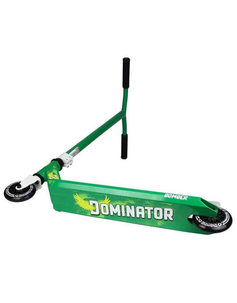 Dominator Dominator Bomber Scooters Green