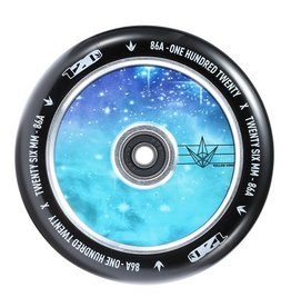 Envy Scooter ENVY 120mm Wheel Hollow Core GALAXY/BLACK