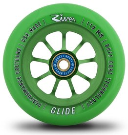 River Wheel Co River Rapid Emrald Green