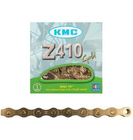 "KMC KMC Z410 Chain 1/8"" GLD"