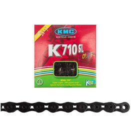 KMC KMC 710SL Chain 1/8  Black