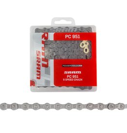 Sram Sram PC-951 9spd Chain w/Power Link Grey