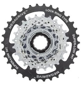 SunRace SunRace 13-34t 7 Spd Freewheel
