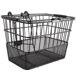Sunlite Sunlite Wire Mesh Basket Black