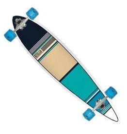 "Stella Longboards Stella Aqua Classic Pintail 46"""