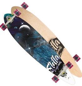 """Stella Longboards Stella Plume Pintail 46"""" Longboard"""