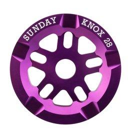 Odyssey Sunday Knox Sprocket 28T Purple