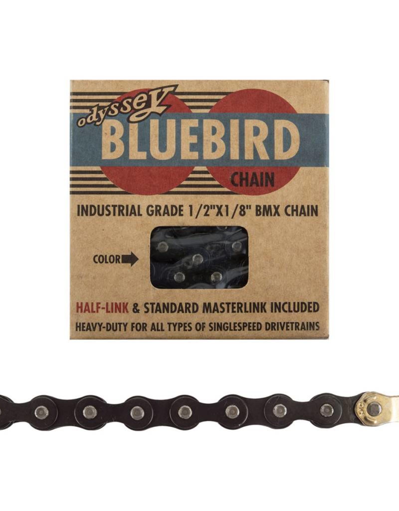 "Odyssey Odyssey Bluebird 1/8"" Chain Black"