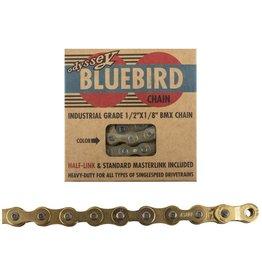 "Odyssey Odyssey Bluebird 1/8"" Chain Gold"