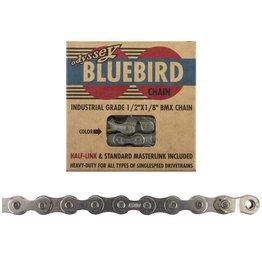 "Odyssey Odyssey Bluebird 1/8"" Chain Silver"