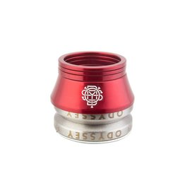 Odyssey Odyssey Conical Headset Red