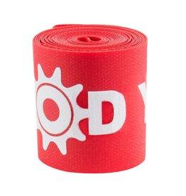 """Odyssey Odyssey Rim Strips 20"""" RED"""