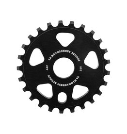 Sunday Sunday Sabertooth V2 25t Sprocket Black