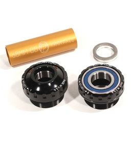 Profile Racing Profile Racing Outboard Bearing Bottom Bracket Black (no Spindle)