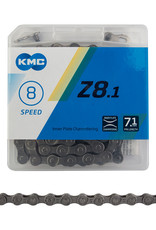 KMC KMC Z-8.1 Chain 6-8SPD 7.1mm BRN
