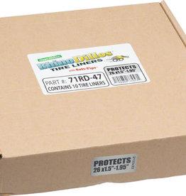 RHINODILLOS RhinoDillos Silver Tire Liners 26x1.5-1.95 Box