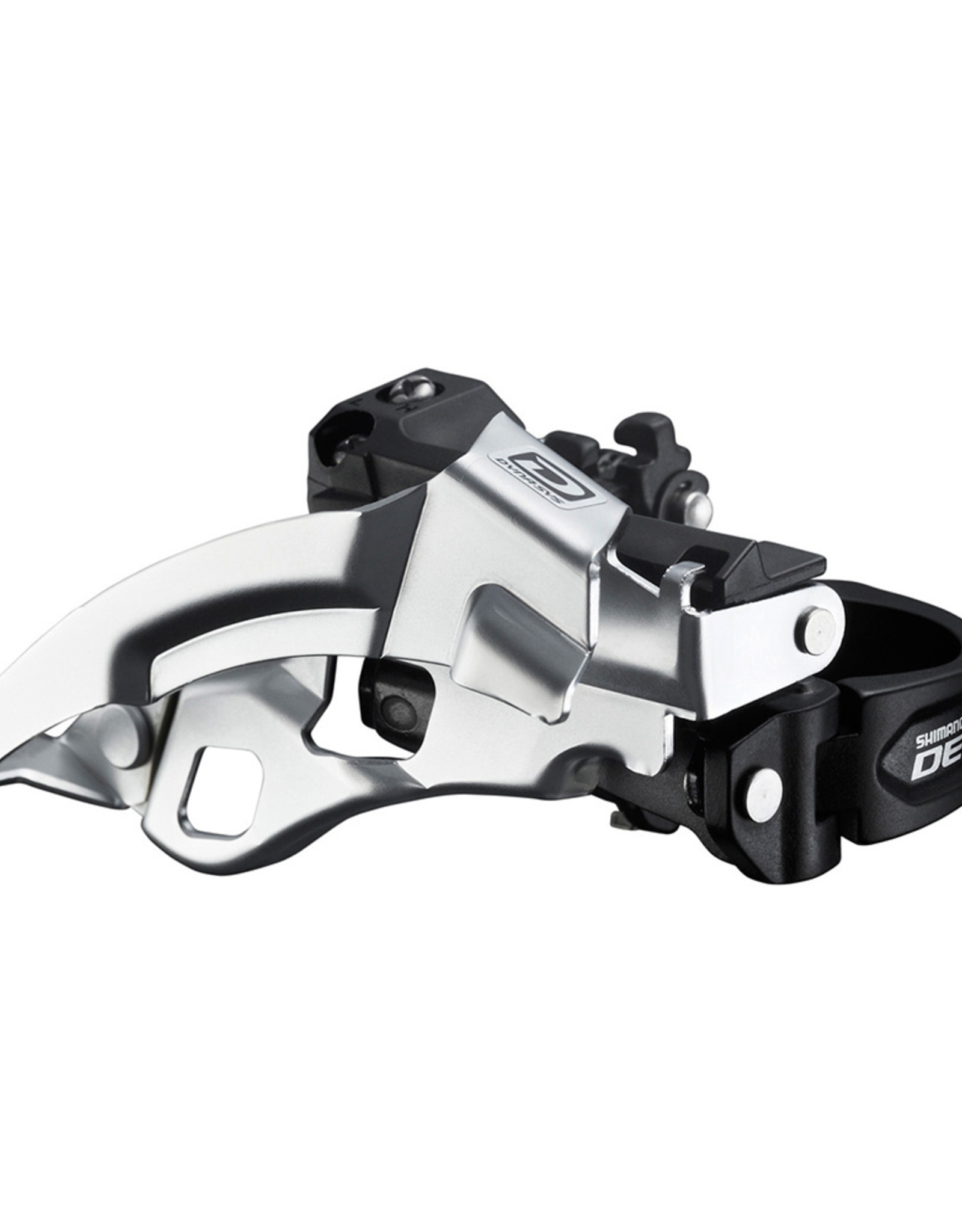 Shimano Shimano Deore FD-M590 9-Speed Triple Top-Swing Dual-Pull Front Derailleur