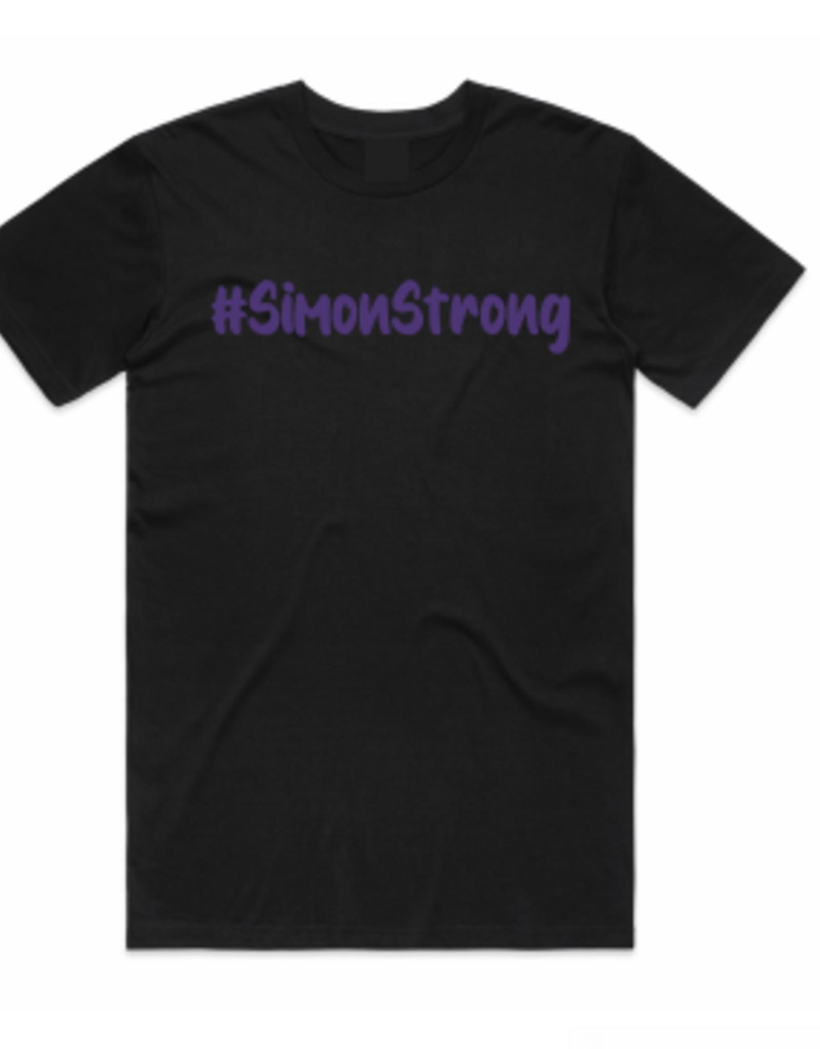 5050bmx #SimonStrong Tee 2XL