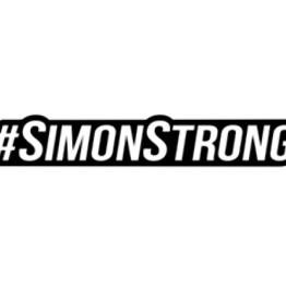 5050bmx #SimonStrong Sticker