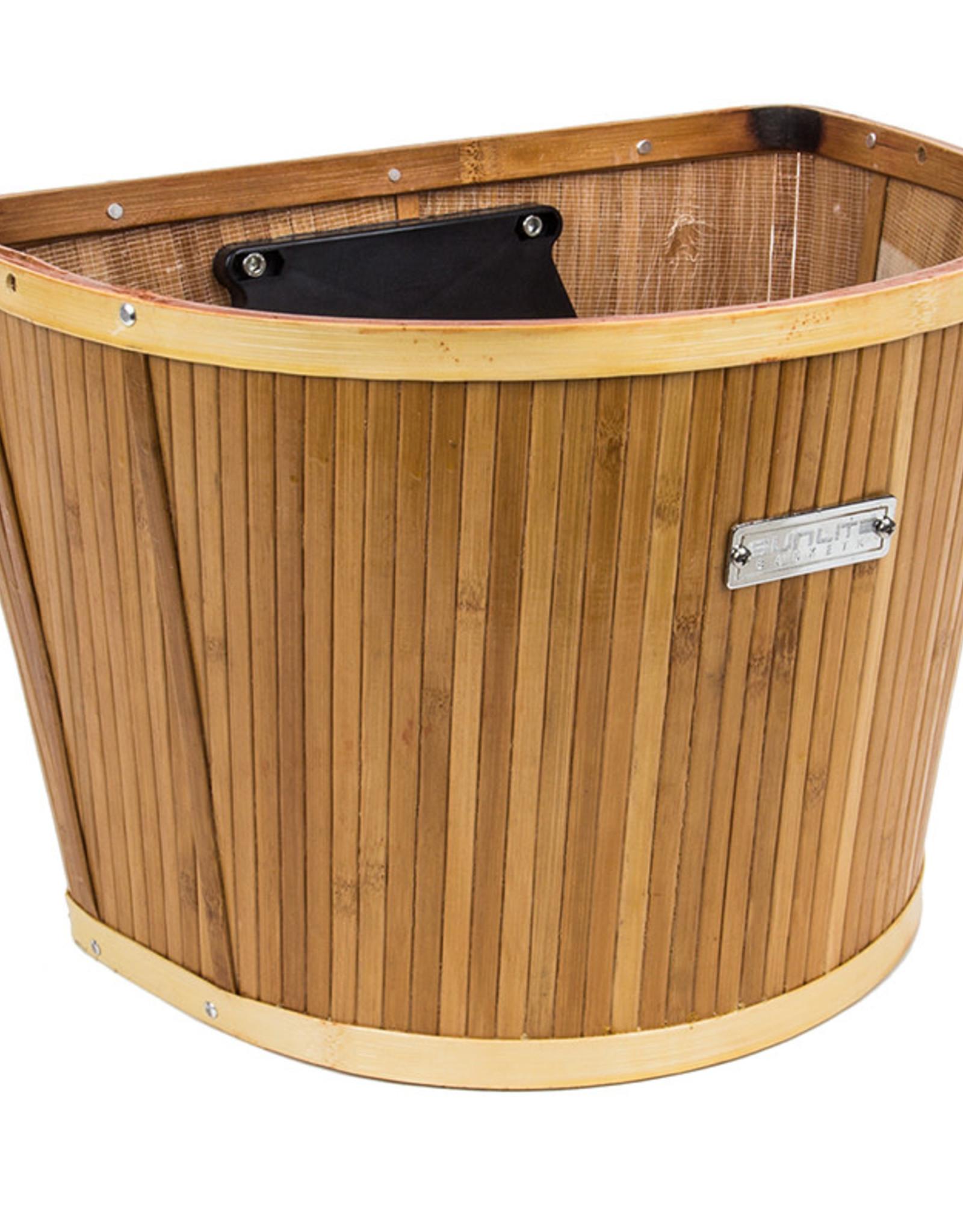 Sunlite Sunlite FT Bamboo Basket
