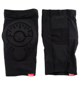 The Shadow Conspiracy TSC Invisa-Lite Knee Pads: Black XL