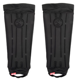 The Shadow Conspiracy TSC Invisa-Lite Shin Guards: LG BLK