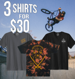 5050bmx 5050 3 for $30 Tee Shirt Deal