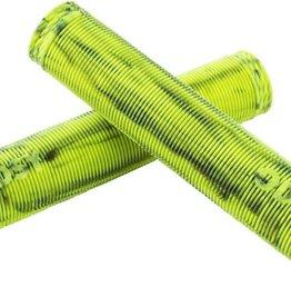 Odyssey Odyssey Broc Raiford Grips Black/Fluorescent Yellow Swirl