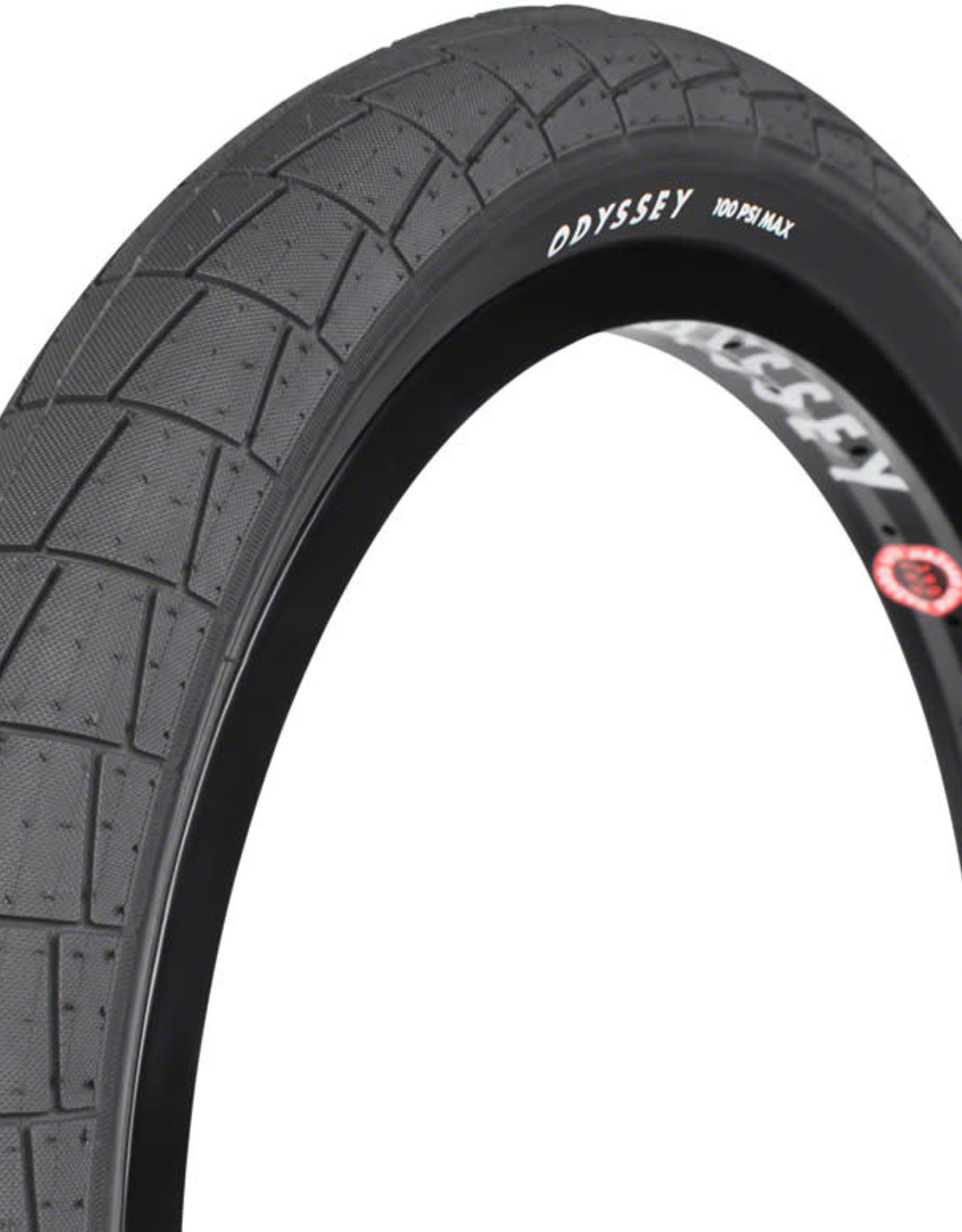Odyssey Odyssey Raiford Tire 20 x 2.4 Black