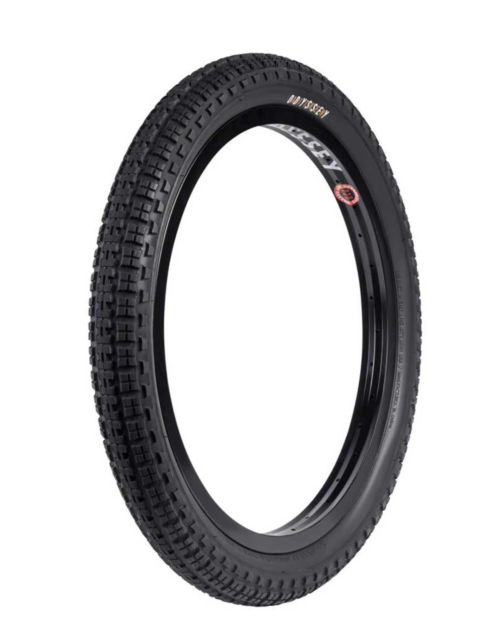 Odyssey Odyssey Aitken Tire 20x 2.35 Knobby Black