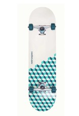 Retrospec Retrospec Alameda Skateboard Marine Isometric