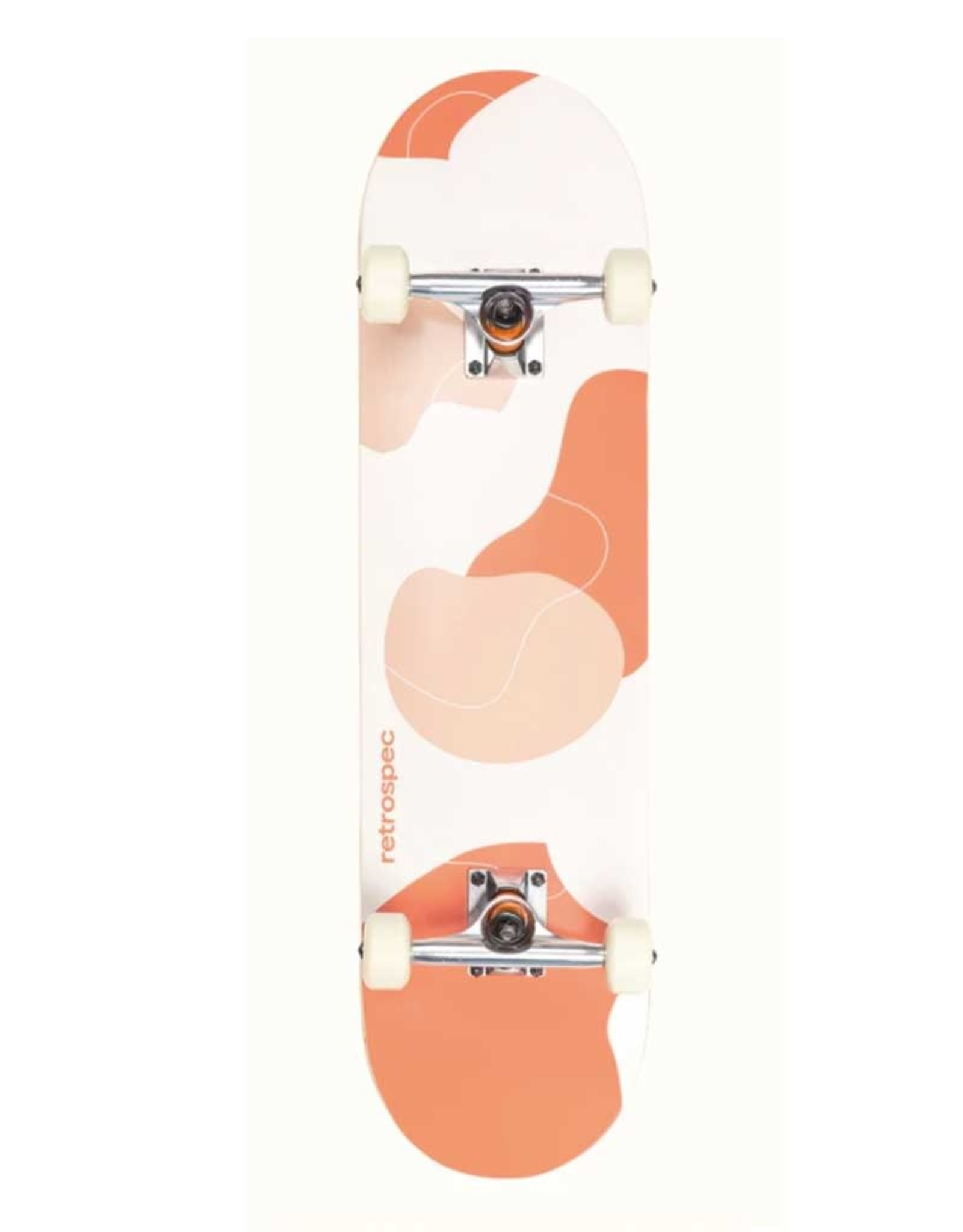 Retrospec Retrospec Alameda Skateboard Modern Terracotta