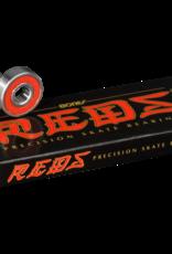 Bones BONES REDS Bearings Single Set 8 pcs