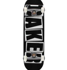 """Baker Skateboards Baker Logo Complete SK8 BLK/WHT 8.25"""""""