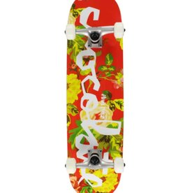Chocolate Skateboards Chocolate Perez Floral SK8 8.12