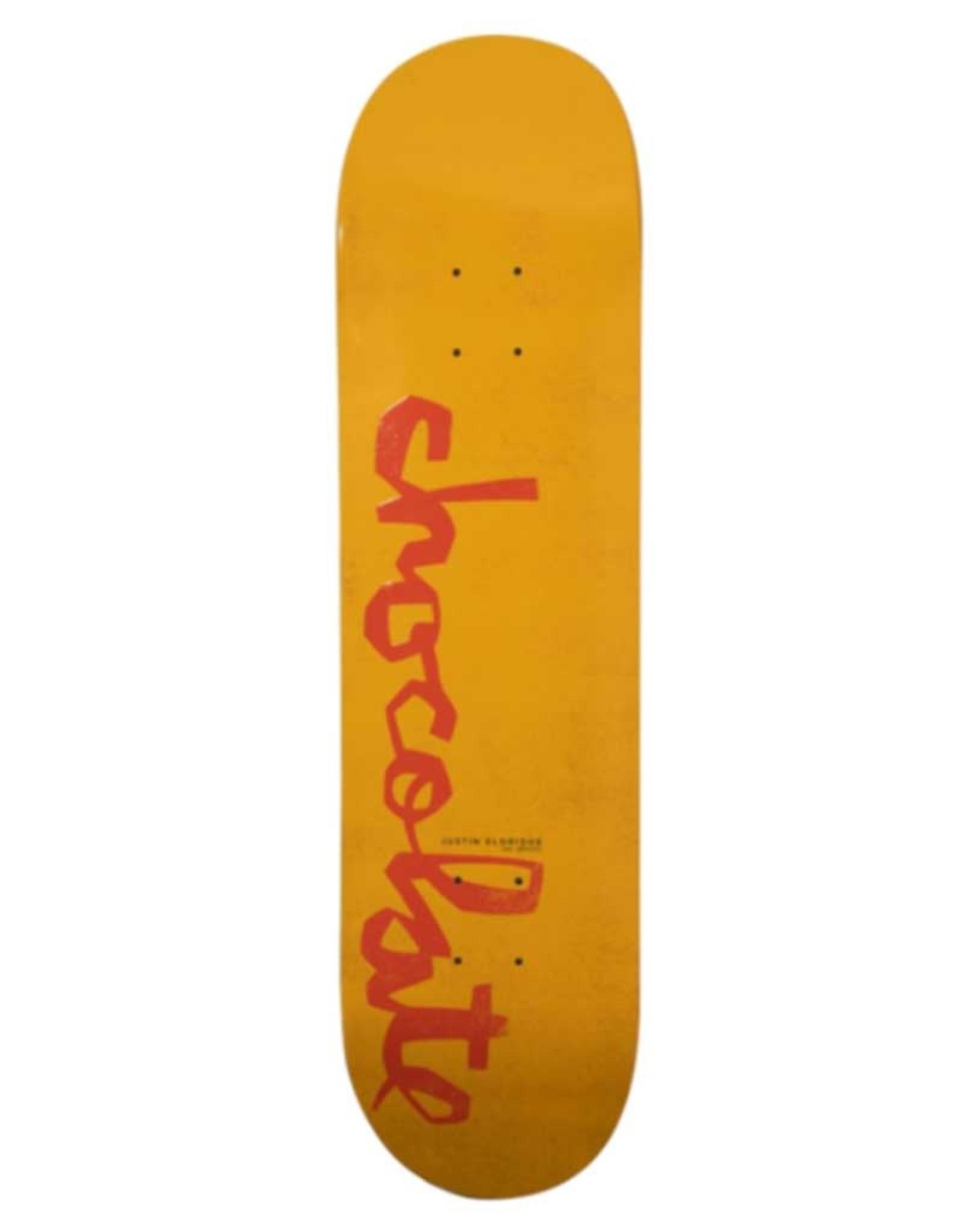 "Chocolate Skateboards Chocolate Eldridge OG Chunk 7.87"""