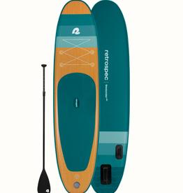 Retrospec Retrospec Weekender PLUS Paddle Board 10'  Aruba Wave