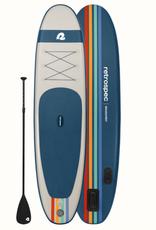 Retrospec Retrospec Weekender Paddle Board 10' Navy Zion