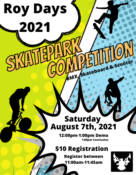 Roy Days BMX, Skateboard and Scooter Competition