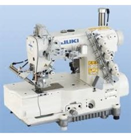 Juki Juki coverstitch without free arm 7500 (flat bed)
